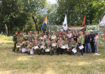 В Мичуринске прошёл традиционный военно-спортивный турнир «Земля воинов»