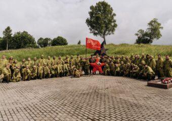 «БОРОДИНО» Военно-патриотические сборы провел для детей Фонд «Ратники Отечества» летом 2021 года.